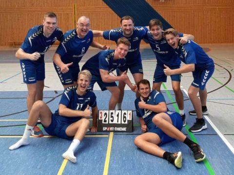 Volleyball Club Gotha (Herren III) : Schmalkalder VV (Herren I)