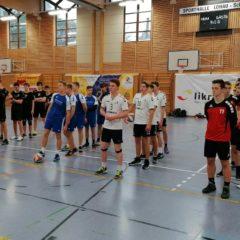 1. Runde – Landesmeisterschaft U20 männlich