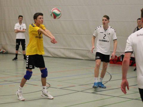Schmalkalder VV (Herren II) : Dorndorfer SV 03