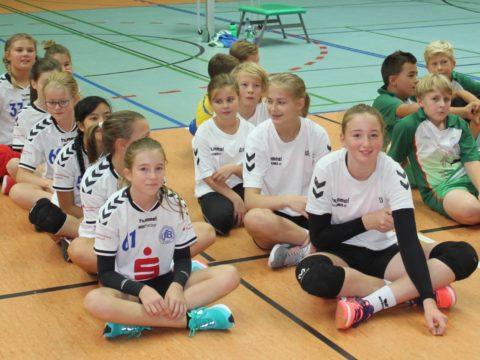 1. Runde der Landesmeisterschaft U14 weiblich