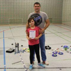Eltern-Kind-Turnier des Schmalkalder VV