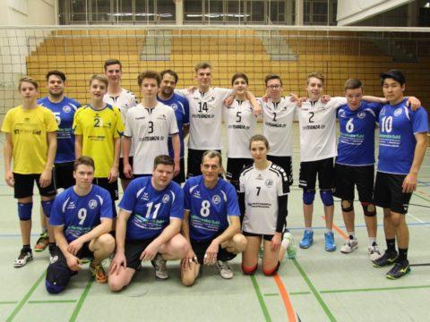 Schmalkalder VV (Herren III) : Volleyballverein 70 Meiningen