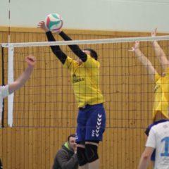 Schmalkalder VV (Herren I) : 1. Volleyballclub Schloß Apolda