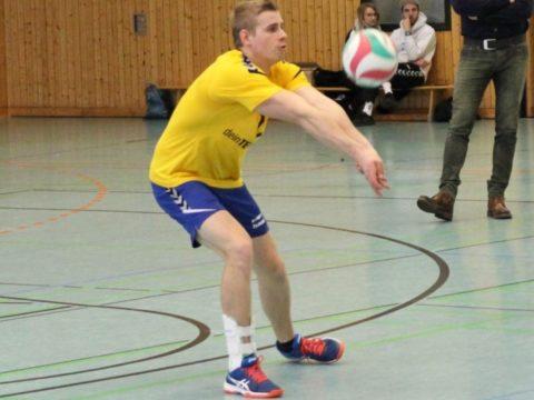 Volleyball Club Gotha (Herren) : Schmalkalder VV (Herren I)