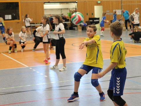 1. Runde der Landesmeisterschaft U12 männlich