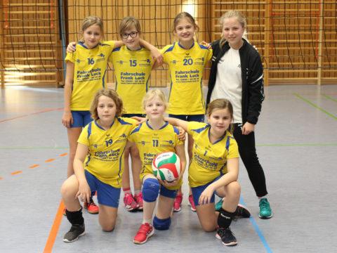 3. Runde der Landesmeisterschaft U12 weiblich
