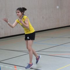 5. Runde der Landesmeisterschaft U13 weiblich