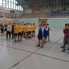 3. Runde – Thüringenpokal U18 männlich