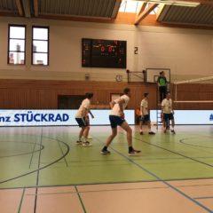 Blue Volleys Juniors U21 : Schmalkalder VV (Herren)