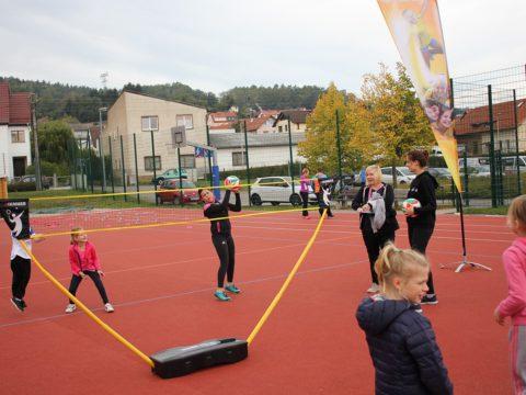 Tag des Sports der Grundschule Wernshausen
