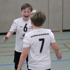 6. Runde der Landesmeisterschaft U12 männlich