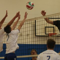 Geraer Volleyballclub (Herren) : Schmalkalder VV (Herren I)