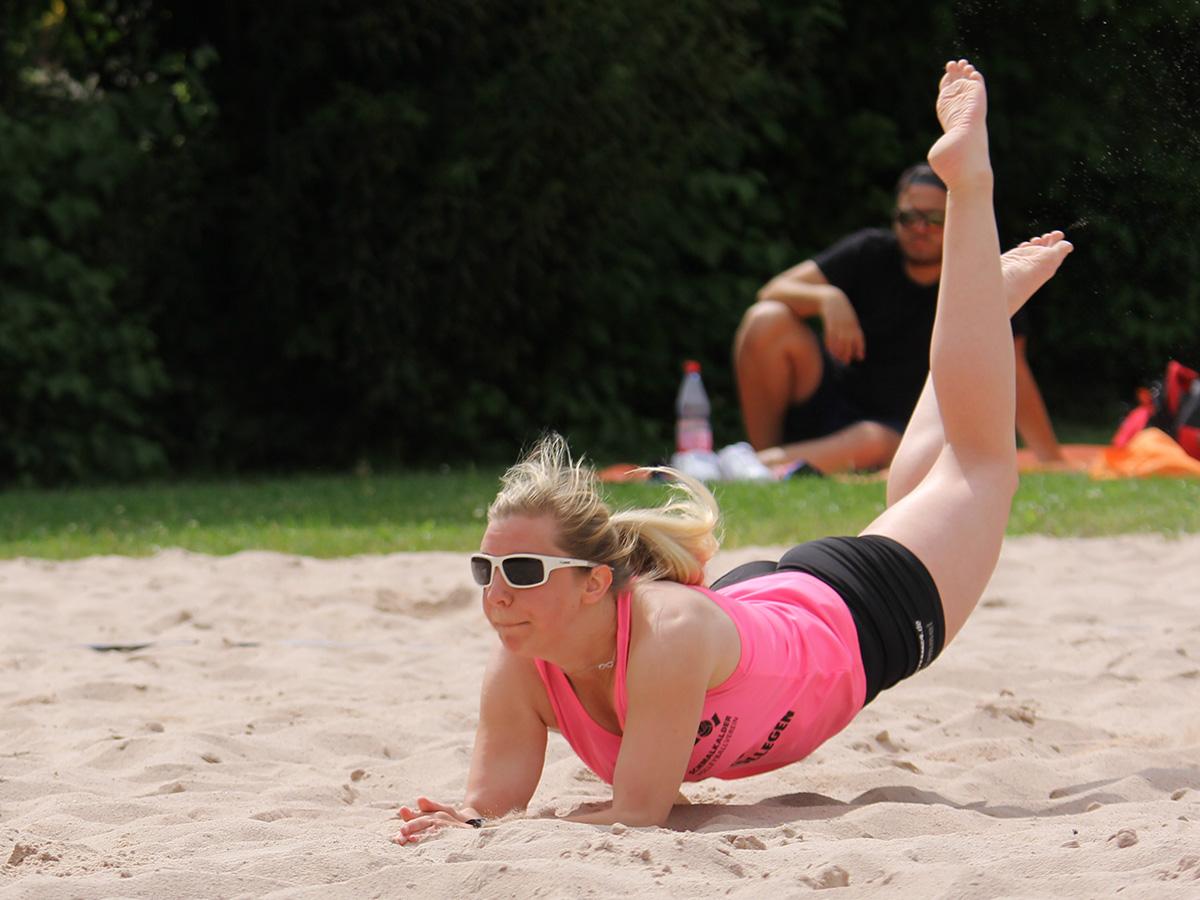Schmalkalder Beach-Cup (Damen)