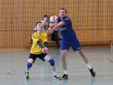 1. VSV Jena 90 : Schmalkalder VV (Herren I)