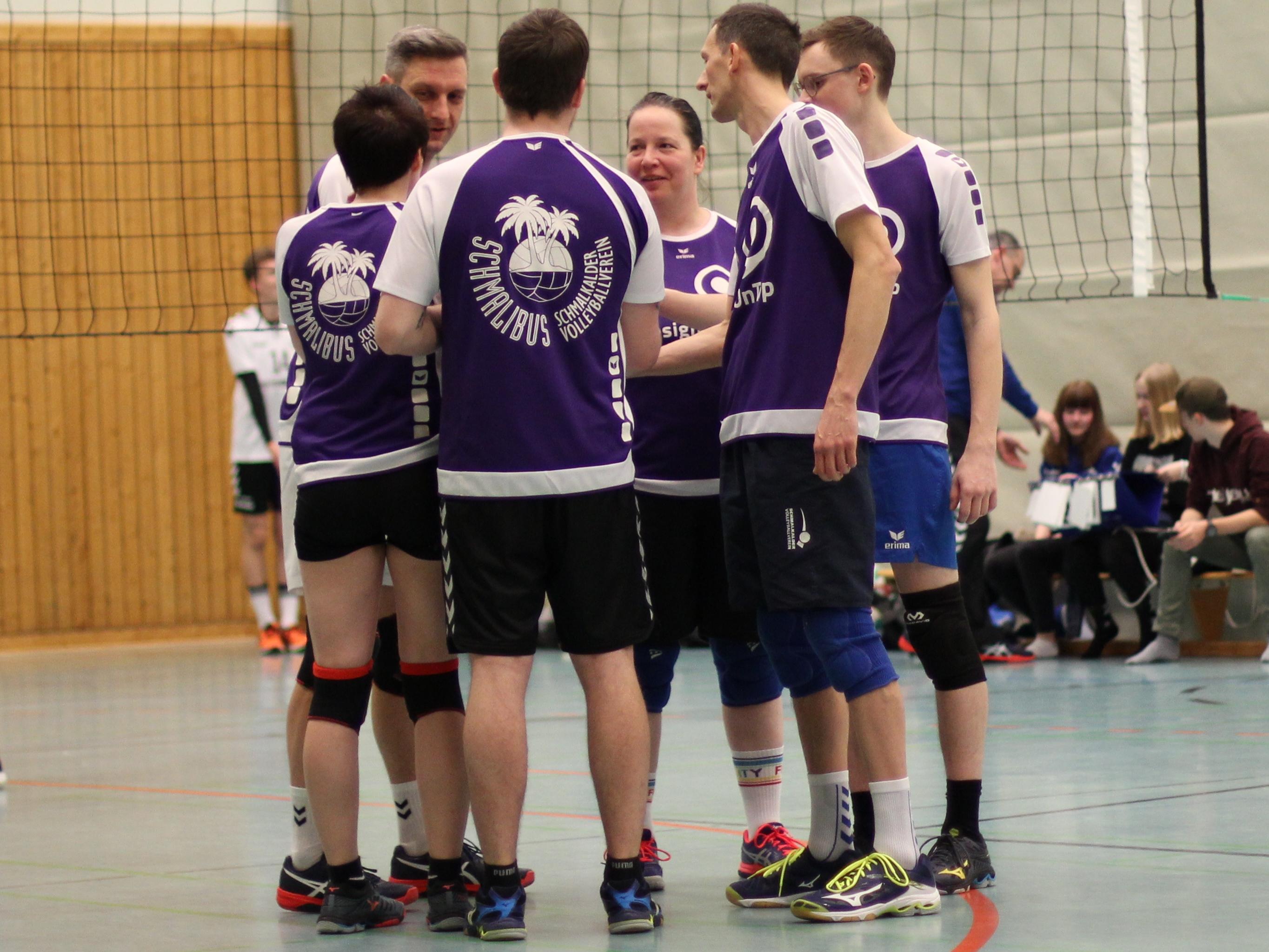 Schmalibus : Volleyballverein 70 Meiningen