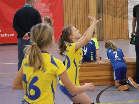 4. Runde der Landesmeisterschaft U12 weiblich