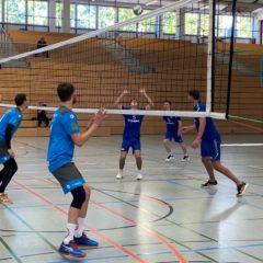 Schmalkalder VV : SG Erfurt electronic I (Herren)
