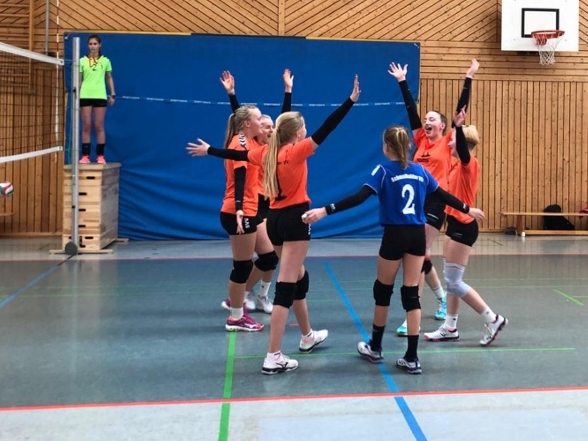 1. Runde – Bezirksmeisterschaft U18 weiblich