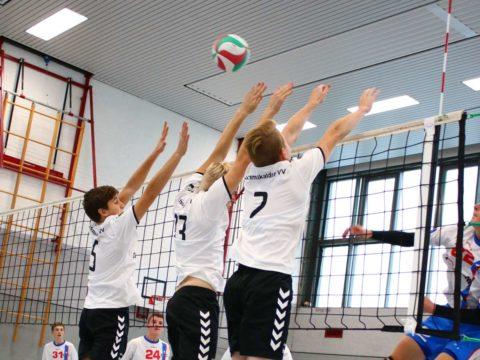 1. Runde – Thüringenpokal U18 männlich
