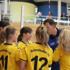 1. Runde – Landesmeisterschaft U14 weiblich