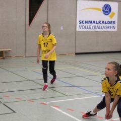1. Runde – Landesmeisterschaft U13 weiblich