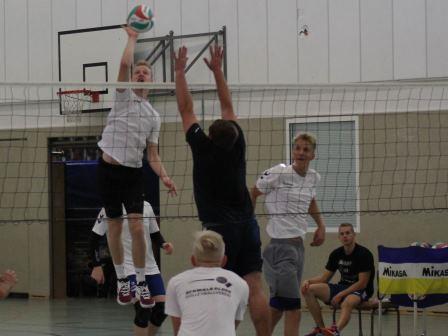 Schmalkalder VV (Herren I) : 1.TSV Bad Salzungen