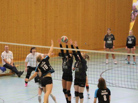 Schmalkalder VV (Damen I) : SV Concordia Lauchröden