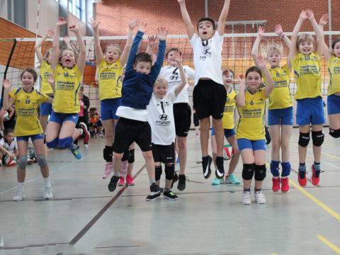 2. Runde – Landesmeisterschaft U12 männlich