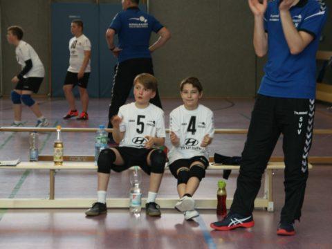 4. Runde der Landesmeisterschaft U13 männlich