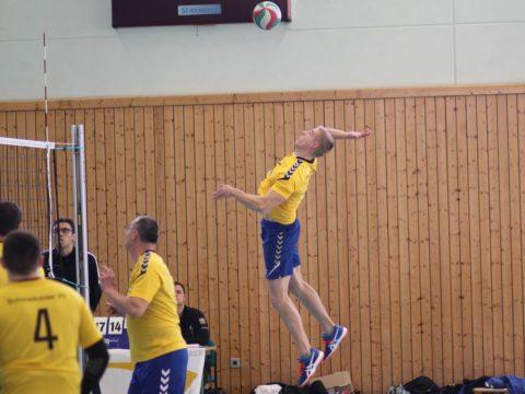 Schmalkalder VV (Herren I) : TSV 1860 Römhild