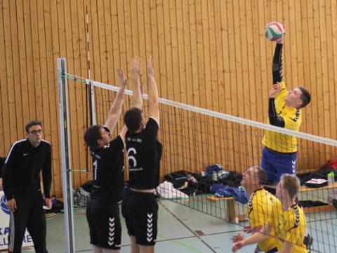 Schmalkalder VV (Herren I) : 1. VSV Jena 90