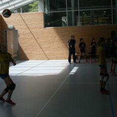 Finale der Landesmeisterschaft U12 weiblich