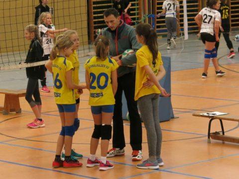 4. Runde der Landesmeisterschaft U13 weiblich