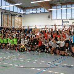 Finale der Landesmeisterschaft U16 weiblich
