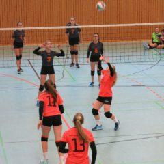4. Runde – Landesmeisterschaft U16 weiblich
