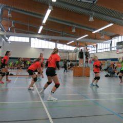 2. Runde – Landesmeisterschaft U16 weiblich