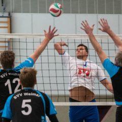 Schmalkalder VV : SVV Weimar I (Herren)