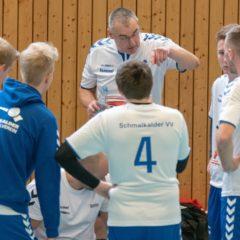 Schmalkalder VV (Herren I) : Sportverein TU Ilmenau