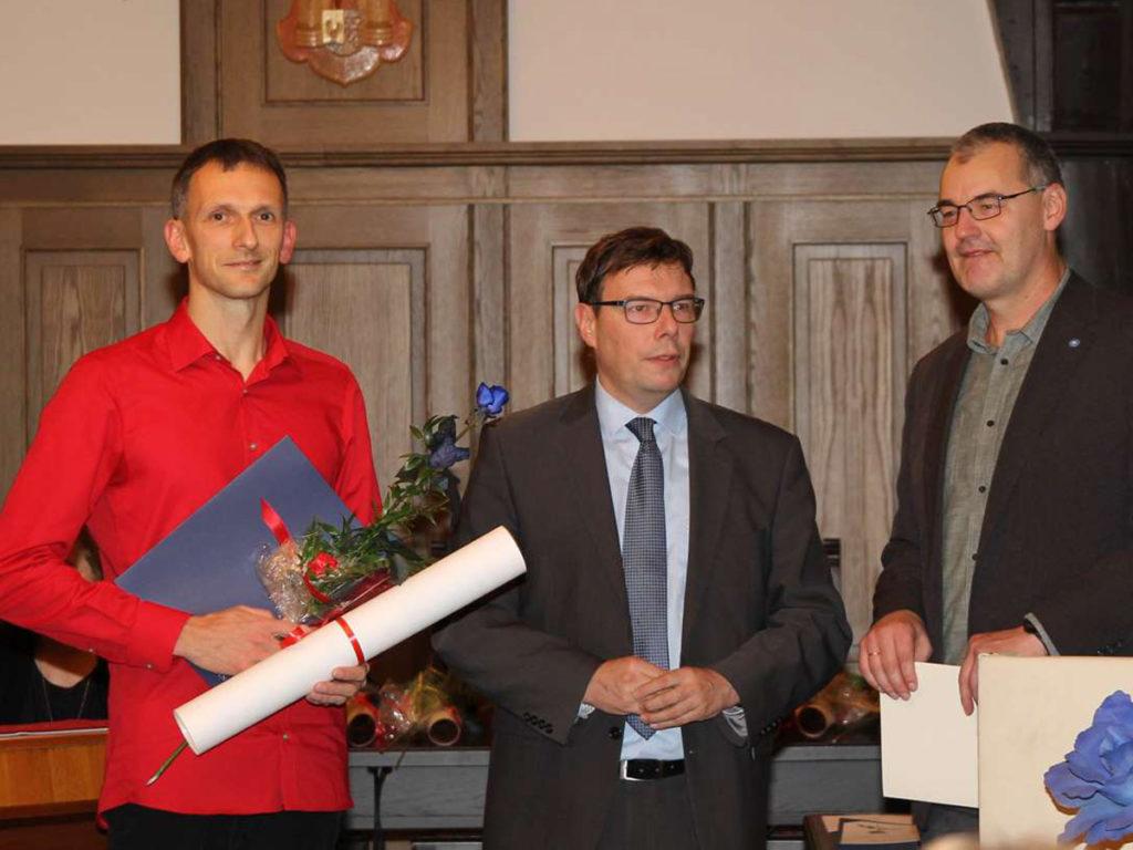 Schmalkalder Rose für Steffen Köhler