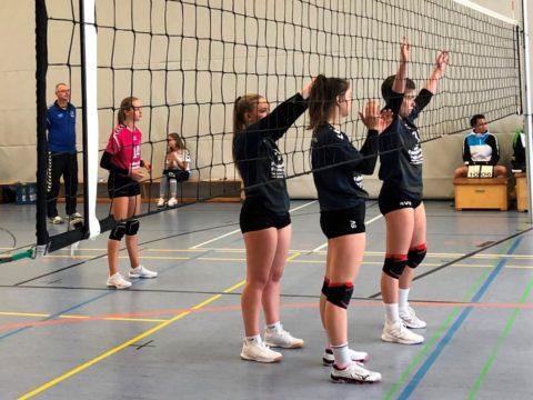 SV Grün Weiß Wasungen (Damen) – Schmalkalder VV (Damen)
